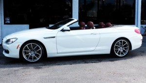 BMW Car Rental Miami