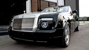 Rolls Royce Car Rental Miami