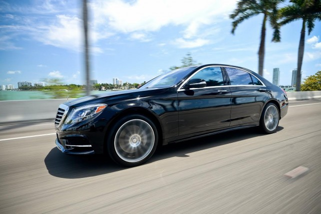 Book mercedes s550 on rent in miami for Mercedes benz south miami